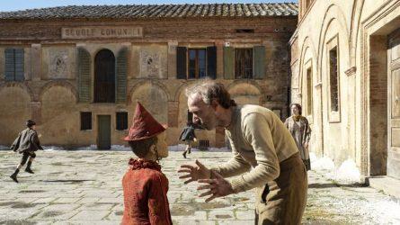 Ο Ρομπέρτο Μπενίνι θα είναι ο Τζεπέτο στην ταινία «Πινόκιο»