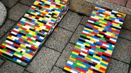 Γερμανία: Πρωτότυπες ράμπες για αναπηρικά αμαξίδια από Lego