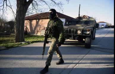 136 συνολικά οι συλλήψεις στα ελληνοτουρκικά σύνορα!
