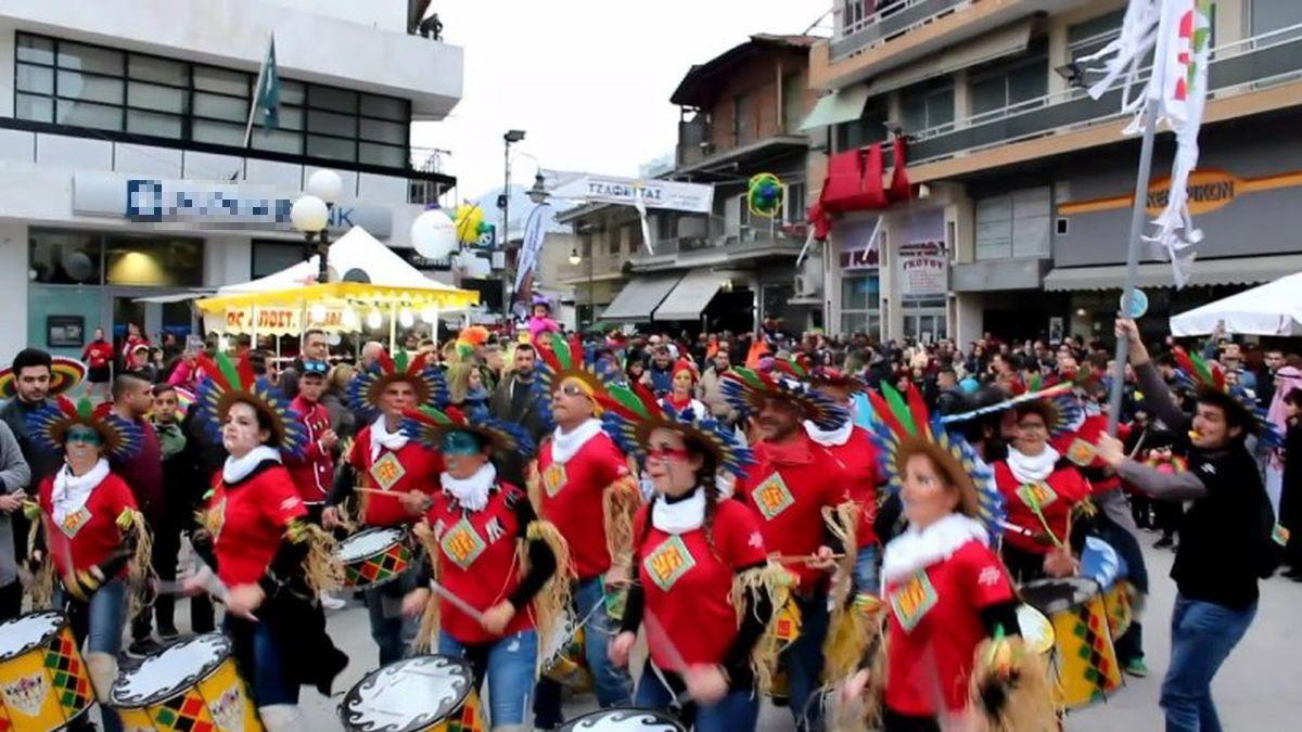 τύρναβος καρναβάλι αποκριάτικες αποδράσεις