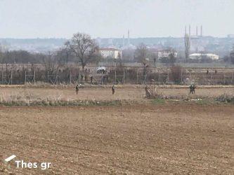 Εβρος: Πυροβολισμοί από την τουρκική πλευρά σε περίπολο