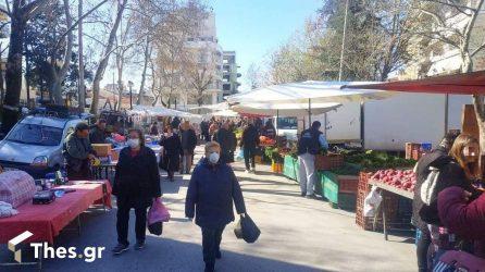 λαϊκή Σταυρούπολη Θεσσαλονίκης λαϊκές λαϊκών αγορών λαϊκές αγορές