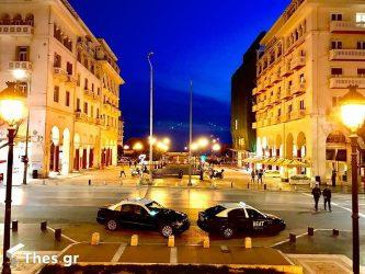 Θεσσαλονίκη: 112 παραβάσεις για άσκοπες μετακινήσεις