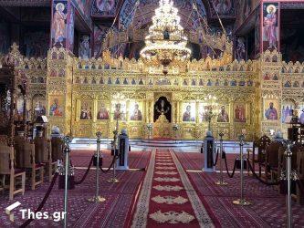 ναοί Διδυμότειχο εκκλησία Μεγάλη Εβδομάδα Ακολουθία του Νυμφίου Μεγάλη Δευτέρα Αρχιμανδρίτης