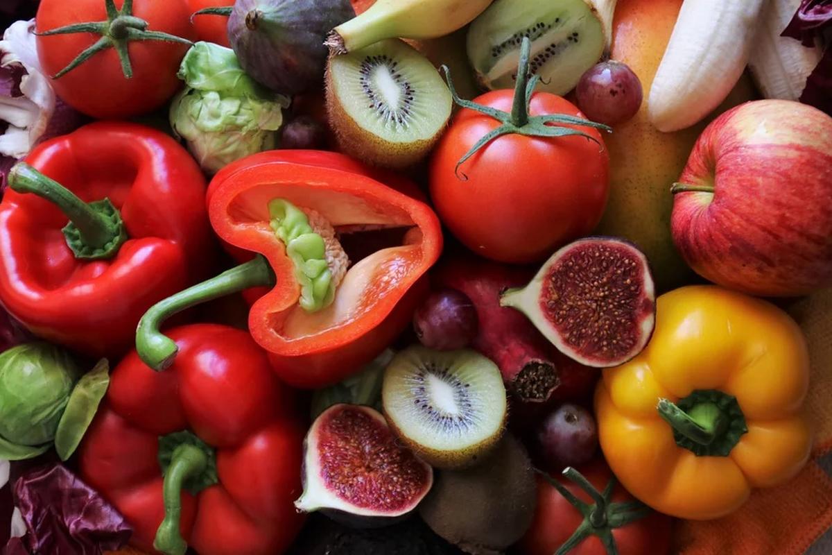 ΠΟΥ: Τα φρούτα και τα λαχανικά μέσα στον κορονοϊό