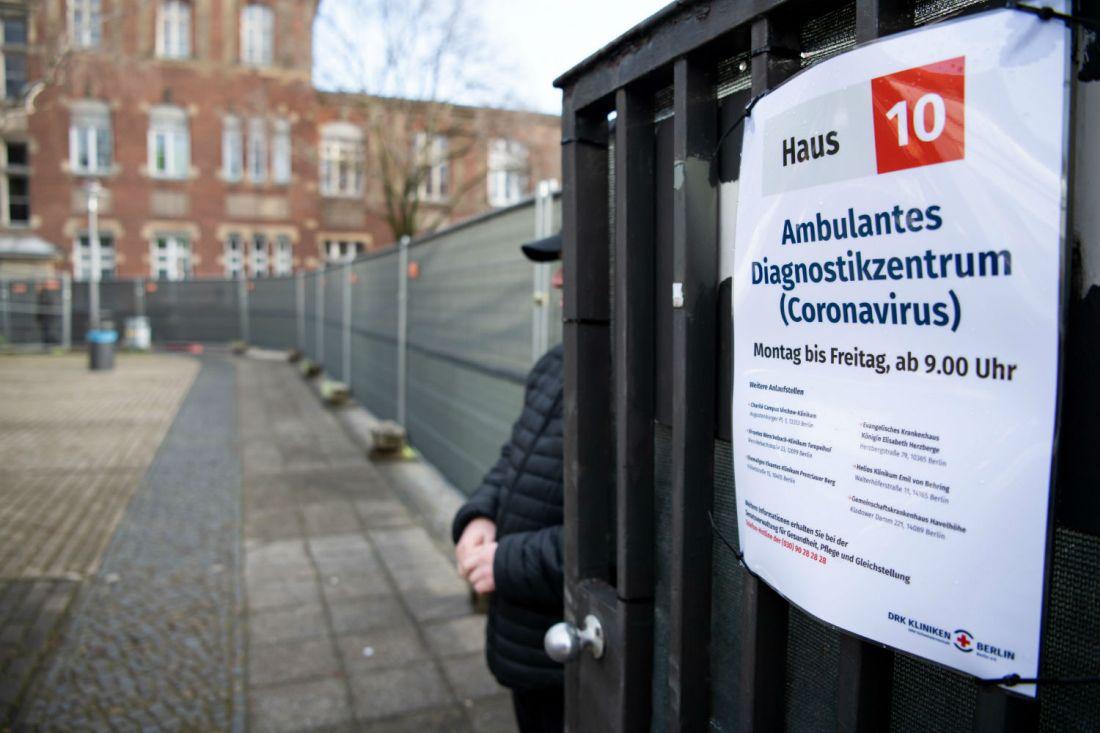 Der Spiegel: Πιο αυστηρά μέτρα και νέο lockdown αναμένουν οι Γερμανοί