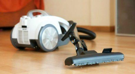 Πως θα καθαρίσετε την ηλεκτρική σας σκούπα