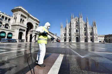 Ιταλία: 294 γιατροί στο σύνολο νεκροί από τον κορονοϊό