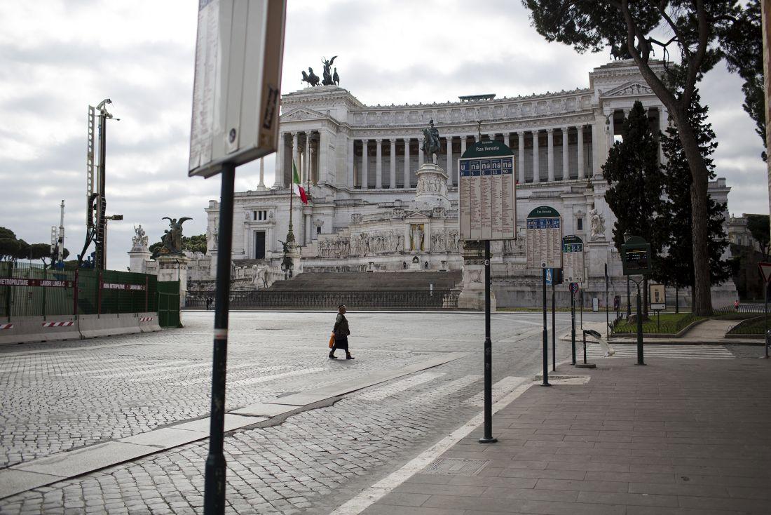 Ιταλία Ρέντσι ιστορία κορονοϊό