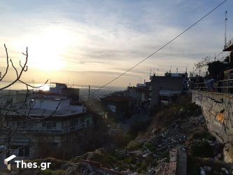 Ανω Πόλη: Το διπλό… πρόσωπο, σε ένα από τα τουριστικότερα μέρη της Θεσσαλονίκης (ΦΩΤΟ)
