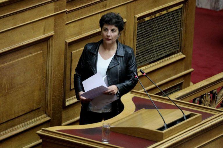 Κυριακή Μάλαμα ΣΥΡΙΖΑ βουλευτής κορονοϊός κορονοϊό Χαλκιδική Χαλκιδικής τουρισμό
