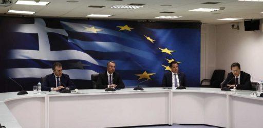 Κορονοϊός: Αύριο η εξειδίκευση των οικονομικών μέτρων που εξήγγειλε ο Μητσοτάκης