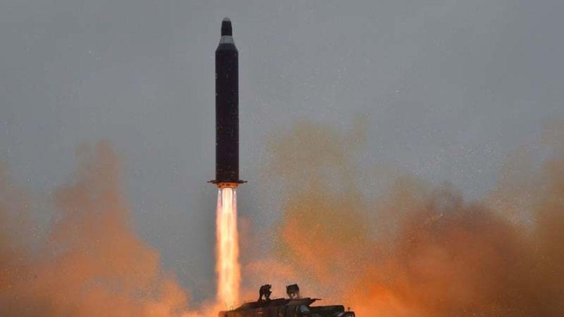 πύραυλος, Βόρεια Κορέα