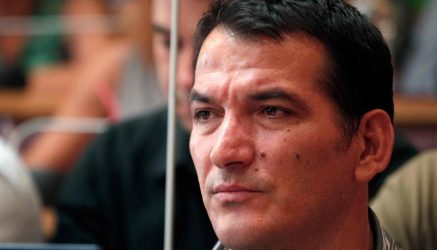"""Πύρρος Δήμας σε Ακρίτα: """"Είμαι Ελληνας που γεννήθηκε στην Αλβανία"""""""