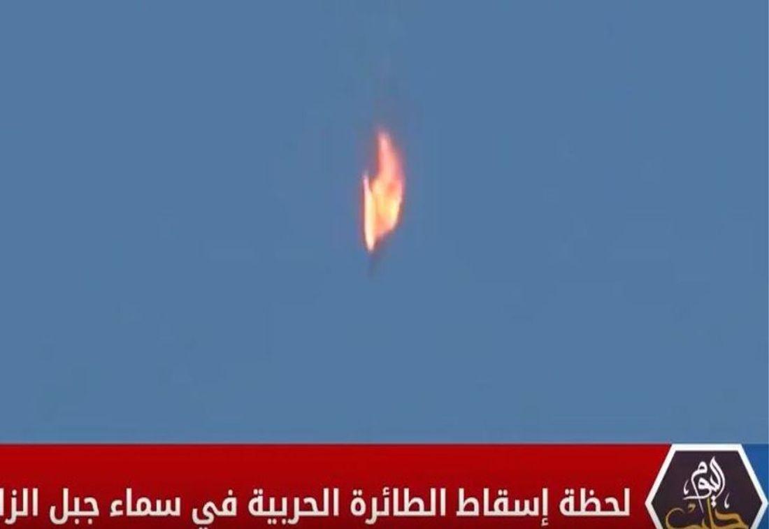 Η Τουρκία κατέρριψε συριακά μαχητικά αεροσκάφη