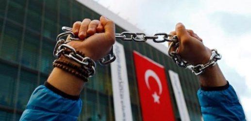 Τουρκία: 50 συλλήψεις για διαδήλωση έξω από δικαστήριο