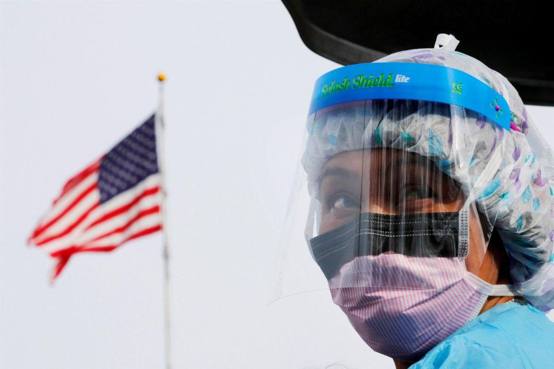 «Θερίζει» τις ΗΠΑ η πανδημία – Πάνω από 200.000 οι νεκροί