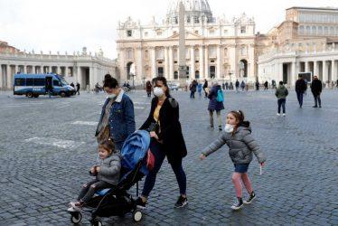 Πρώτο κρούσμα κορονοϊού στο Βατικανό