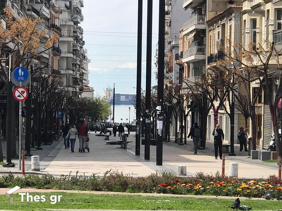 επιχειρήσεις Αγίας Σοφίας καραντίνα πρόστιμα Θεσσαλονίκη χώρα επικράτεια καταστήματα