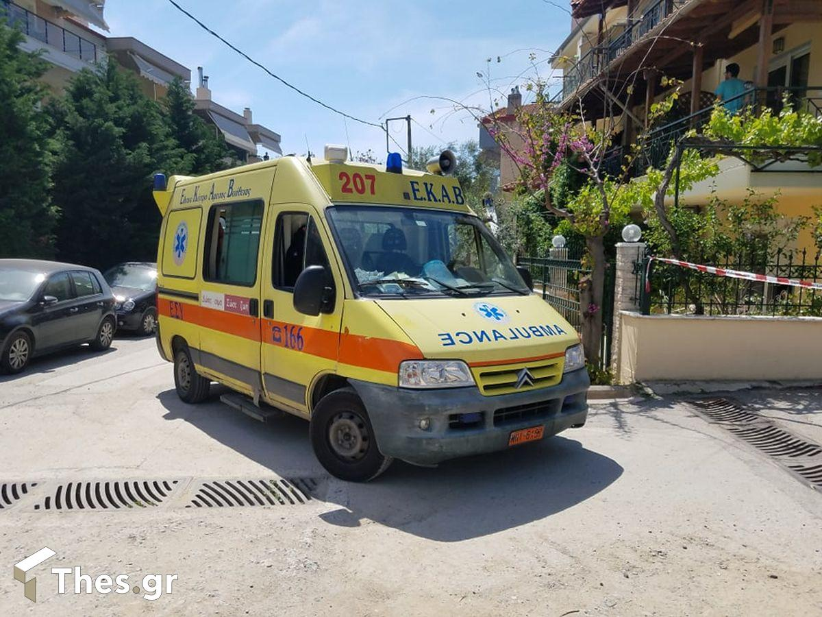 ζωή κορονοϊός παράσυρση τραυματισμός Θεσσαλονίκη μητέρα κόρη παιδί Πέλλα Φθιώτιδα