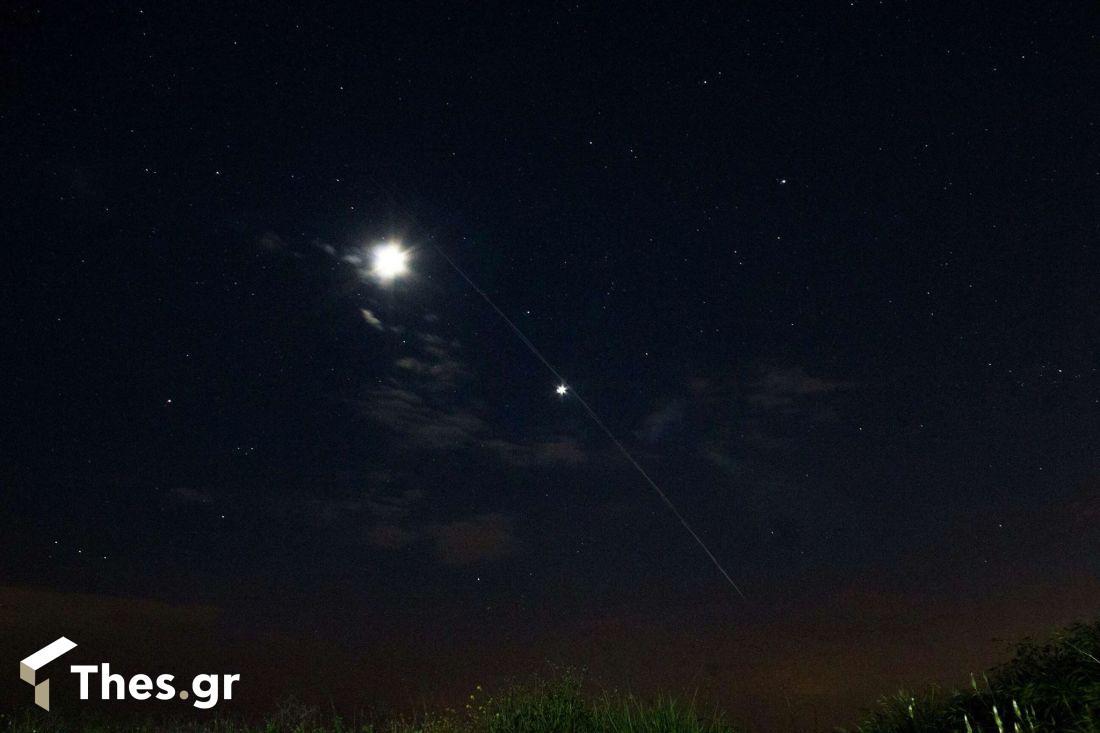 Starlink δορυφόρος δορυφόροι