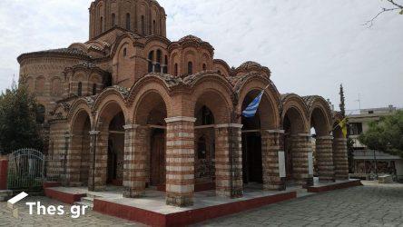 Θεσσαλονίκη: Νέος βανδαλισμός στο ναό του Προφήτη Ηλία! (ΦΩΤΟ)