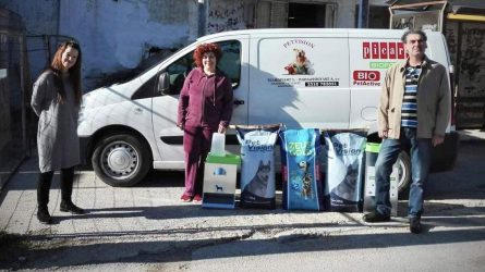 Δ. Ωραιοκάστρου: Πρόγραμμα σίτισης για τα αδέσποτα ζώα