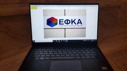e-ΕΦΚΑ: Αναρτήθηκαν οι ασφαλιστικές εισφορές 2020 για φορολογική χρήση