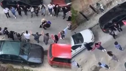 Θεσσαλονίκη: Εστησαν κανονικό γλέντι στο Κορδελιό! (ΒΙΝΤΕΟ)
