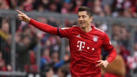 Bundesliga: Συνεχίζει να γράφει ιστορία ο Λεβαντόφκσι