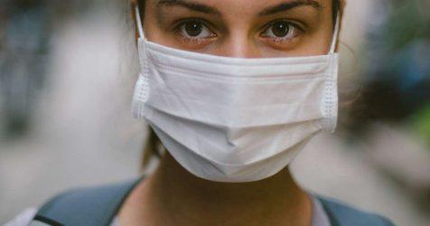 πρόστιμο υφασμάτινες μάσκες κορονοϊός Γερμανία μάσκα κρούσματα
