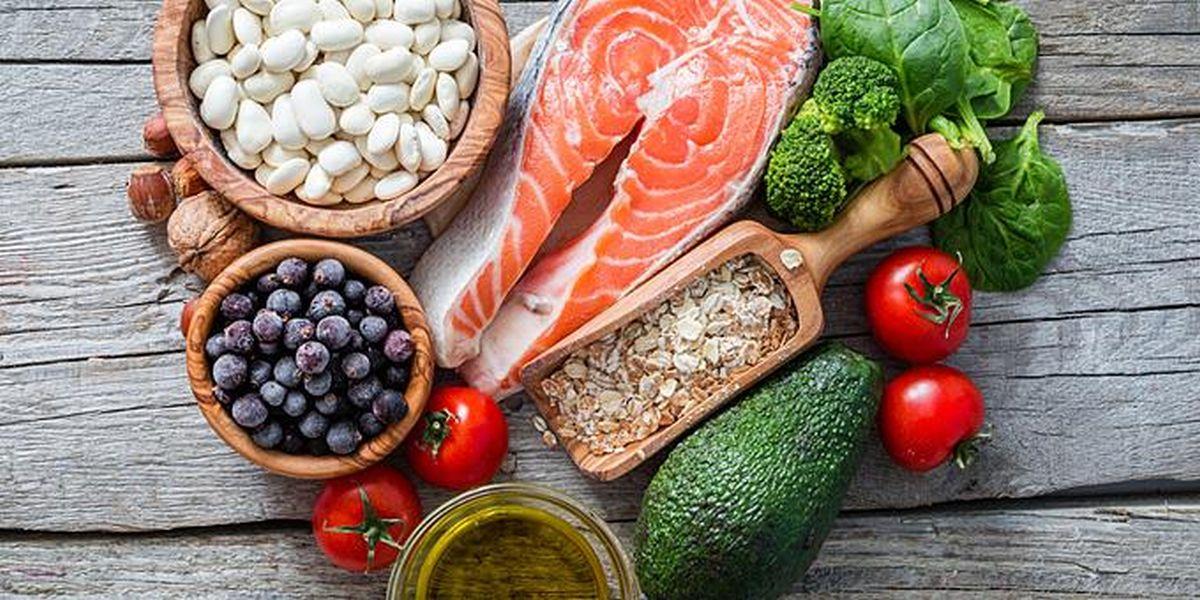διατροφή βιταμίνη καρδιά τροφές