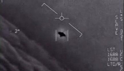 Πεντάγωνο: Διαρροή βίντεο που δείχνει UFO να εξαφανίζεται μέσα στη θάλασσα