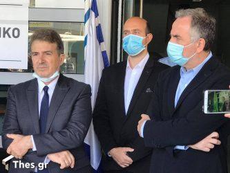 """Χρυσοχοΐδης από Θεσσαλονίκη: """"Νικήσαμε στην πρώτη μάχη, κάνουμε το δεύτερο βήμα"""" (ΒΙΝΤΕΟ)"""