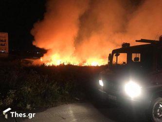 Φωτιά τώρα: Και τρίτο μέτωπο στην Χαλκιδική
