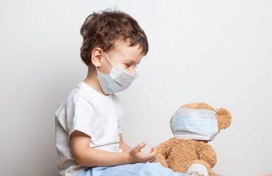 παιδιά φλεγμονώδης νόσος κορονοϊό κορονοϊός CDC