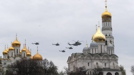 Ρωσία: Τελειώνουν σήμερα οι βουλευτικές εκλογές