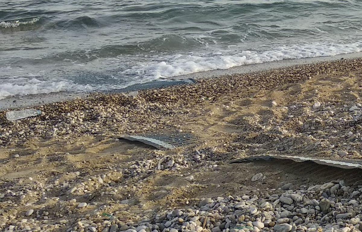 AMEA παραλία Πλάκα Δρεπάνου