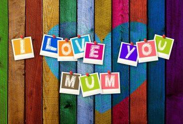 Γιορτή της Μητέρας κάρτα DIY
