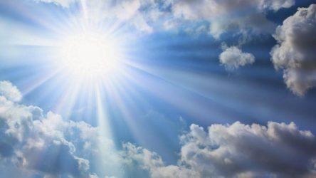 Καιρός καιρός ήλιος αφρικανική σκόνη ΠΚΜ καύσωνα