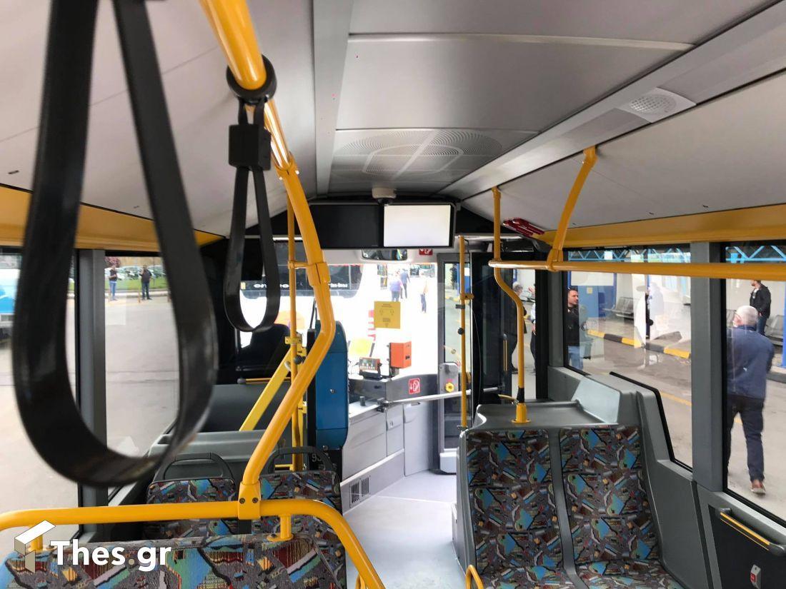 ΚΤΕΛ Θεσσαλονίκης ΟΑΣΘ λεωφορείο λεωφορείου