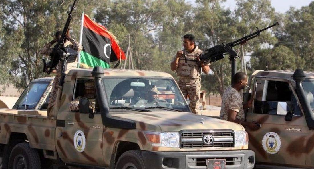 Τουρκία ΗΠΑ Λιβύη