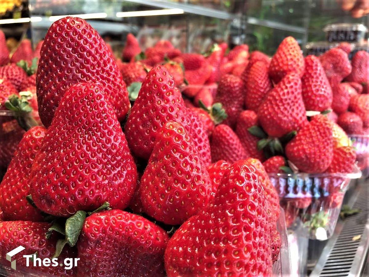 φράουλα εκχύλισμα φράουλας φράουλες