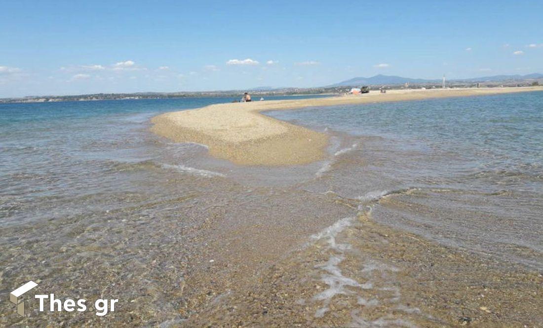 παραλίες παραλία Βορείου Ελλάδος Επανομή Ποταμός Θεσσαλονίκη