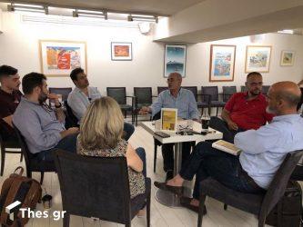 Συζήτηση για τη διαπραγμάτευση του 2015 με τον Δημήτρη Μάρδα (ΦΩΤΟ)