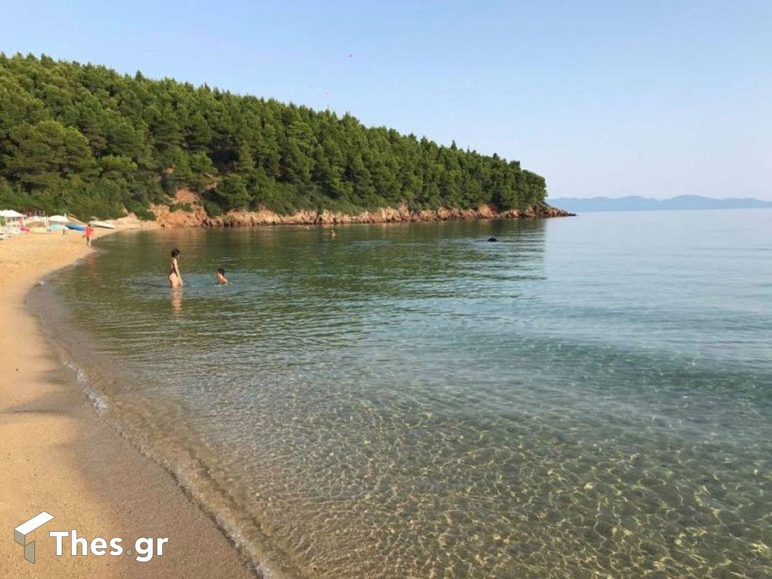 παραλίες παραλία Βορείου Ελλάδος αποδράσεις καλοκαίρι Κομίτσα Χαλκιδική