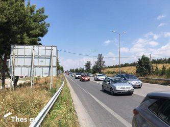 Θεσσαλονίκη: Αυξημένη η κίνηση προς την Χαλκιδική