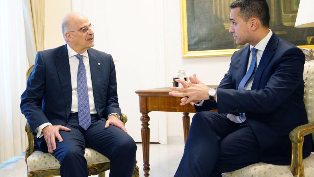 Από τι αποτελείται η ιστορική συμφωνία Ελλάδας και Ιταλίας για την ΑΟΖ