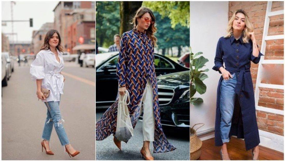 4 τρόποι για να φορέσετε ένα φόρεμα σαν μπλούζα