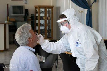 Κορονοϊός: 28 κρούσματα μόνο σε τυχαία rapid test στο κέντρο της Αθήνας